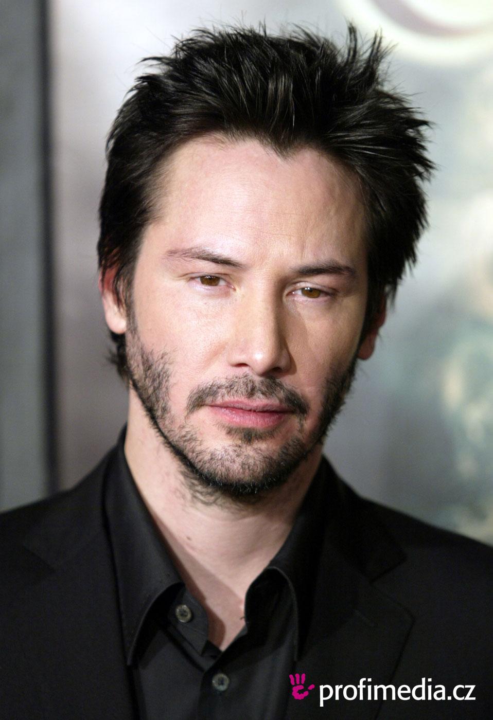 Keanu Reeves Hairstyle Easyhairstyler