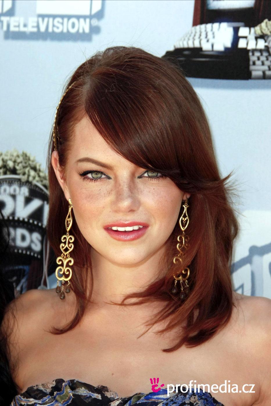Emma Stone Frisur Zum Ausprobieren In Efrisuren