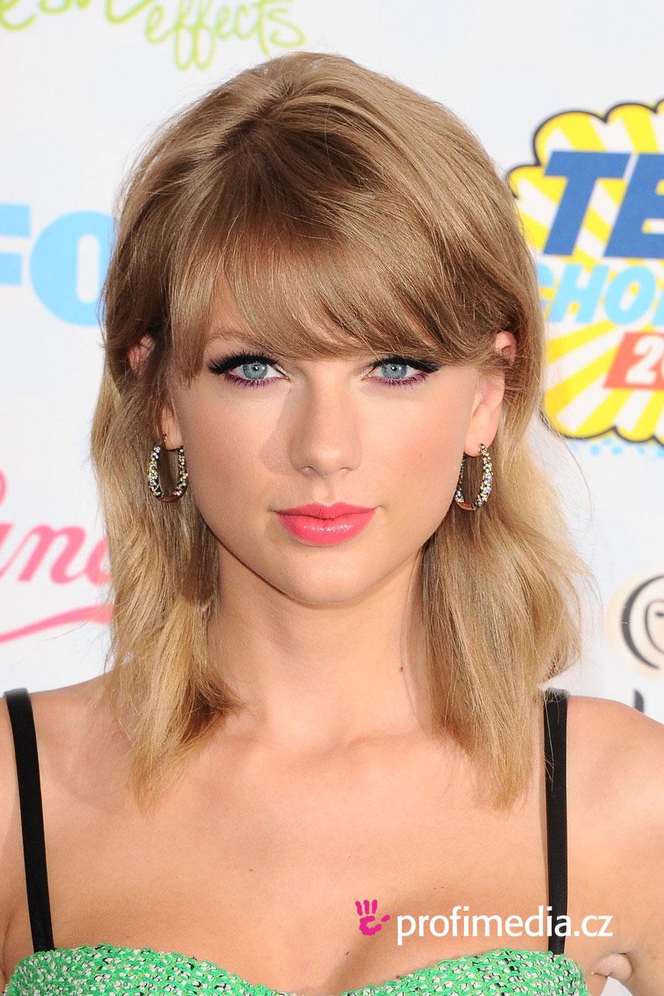 Taylor Swift Frisur Zum Ausprobieren In Efrisuren