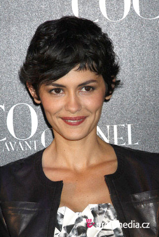 You Can Try This Audrey Tautou S Hairstyle With Your Own Photo Upload At Easyhairstyler