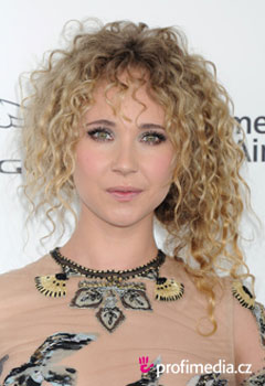 Acconciature delle star - Juno Temple
