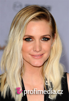 Promi-Frisuren - Ashlee Simpson