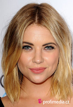 Peinados de famosas - Ashley Benson
