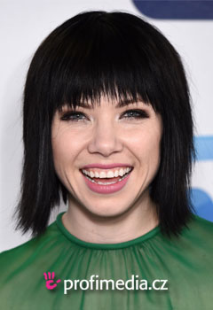 Promi-Frisuren - Carly Rae