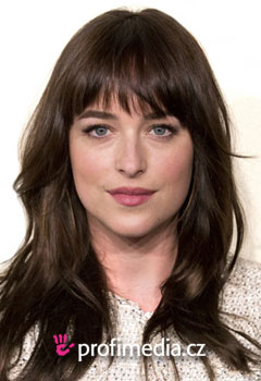 Účesy celebrít - Dakota Johnson