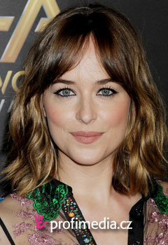 Coiffures de Stars - Dakota Johnson