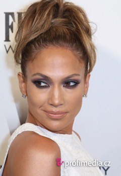 Acconciature delle star - Jennifer Lopez