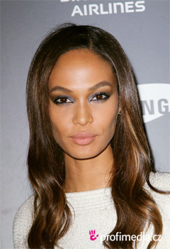Promi-Frisuren - Joan Smalls