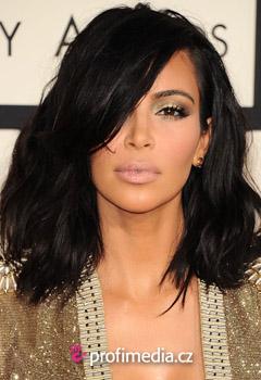 Kim Kardashian Fryzury Gwiazd W Happyhair
