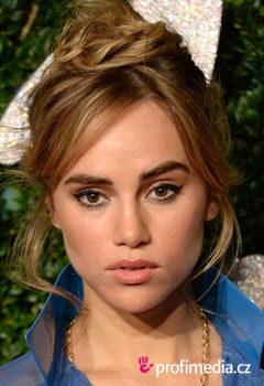 Promi-Frisuren - Suki Waterhouse