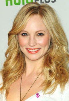 Acconciature delle star - Candice Accola