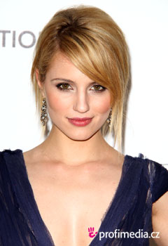 Acconciature delle star - Dianna Agron