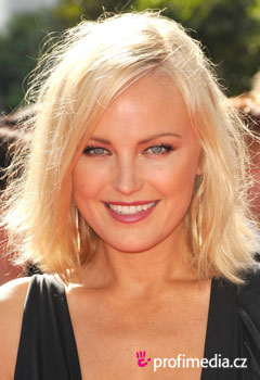 Acconciature delle star - Malin Akerman