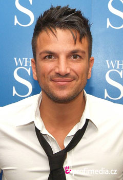 Celebrity - Peter Andre