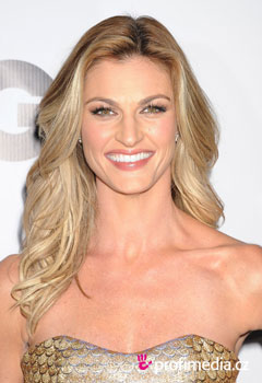 Acconciature delle star - Erin Andrews