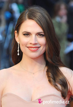 Celebrity - Hayley Atwell