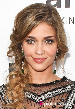 Acconciature delle star - Ana Beatriz Barros
