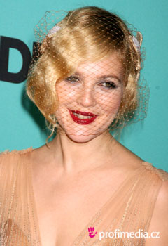 Promi-Frisuren - Drew Barrymore