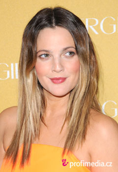 Acconciature delle star - Drew Barrymore