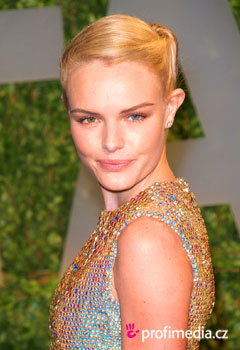 Účesy celebrit - Kate Bosworth