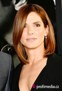 Sandra Bullock Celebrity Hairstyles On Easyhairstyler