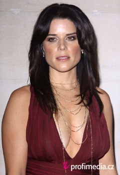 Acconciature delle star - Neve Campbell