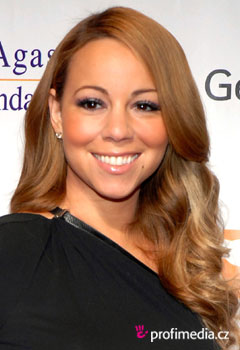 Promi-Frisuren - Mariah Carey