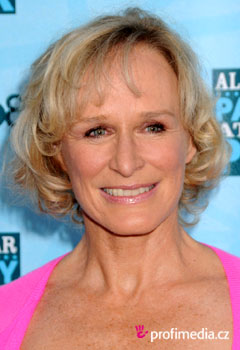 Peinados de famosas - Glenn Close