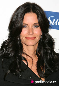 Acconciature delle star - Courteney Cox