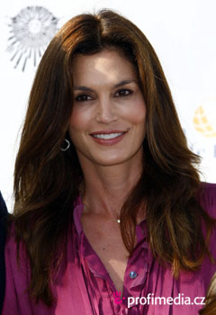 Promi-Frisuren - Cindy Crawford