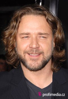 Coafurile vedetelor - Russell Crowe