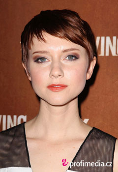 Promi-Frisuren - Valorie Curry