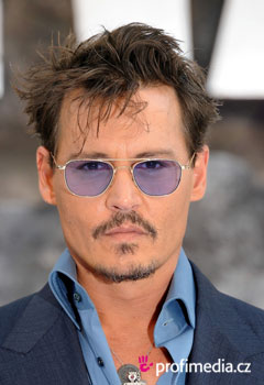 ��esy celebr�t - Johnny Depp
