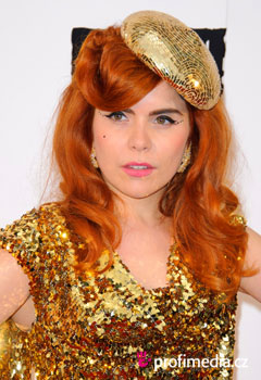 Promi-Frisuren - Paloma Faith