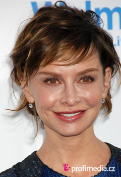 Acconciature delle star - Calista Flockhart