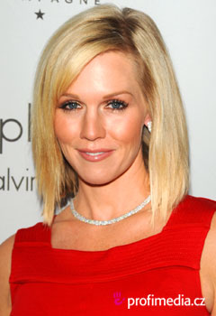 Promi-Frisuren - Jennie Garth