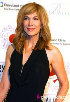 Acconciature delle star - Leeza Gibbons