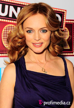 Peinados de famosas - Heather Graham