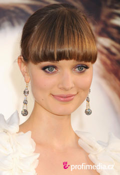Acconciature delle star - Bella Heathcote