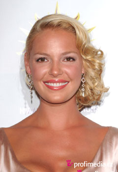 Acconciature delle star - Katherine Heigl