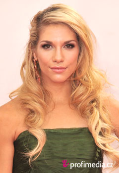 Acconciature delle star - Allison Holker