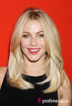 Peinados de famosas - Julianne Hough