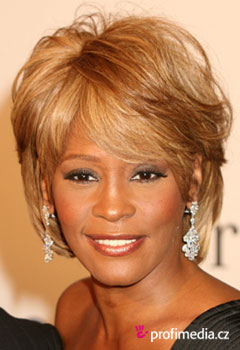 Promi-Frisuren - Whitney Houston