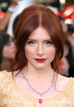 Účesy celebrit - Bryce Dallas Howard