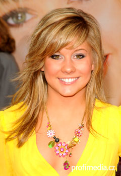 Coiffures de Stars - Shawn Johnson