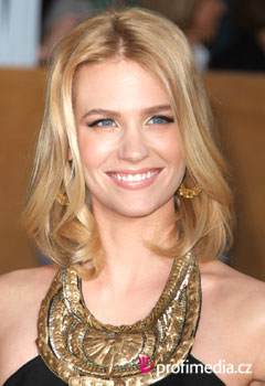 Coiffures de Stars - January Jones