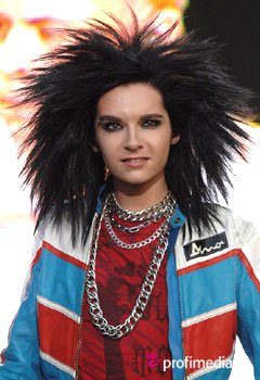 Acconciature delle star - Bill Kaulitz