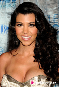 Promi-Frisuren - Kourtney Kardashian