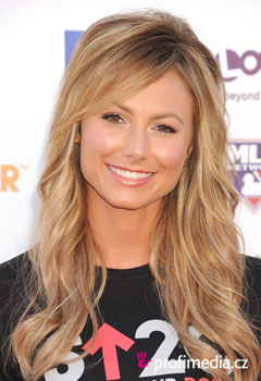 Promi-Frisuren - Stacy Keibler