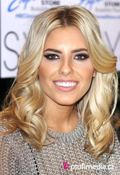 Acconciature delle star - Mollie King